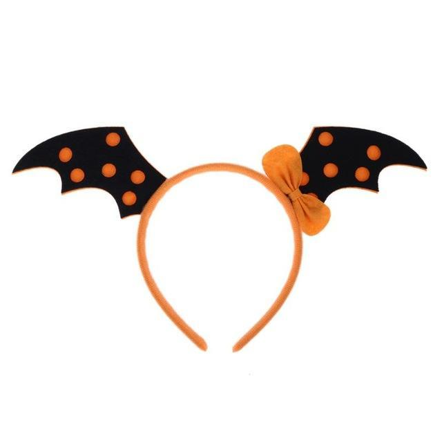 Witch Kids Halloween Headband - shopthara.com