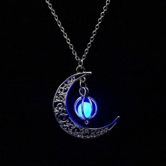 Glow In the Dark Necklace - thara.