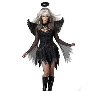 Vampire Queen Witch Costume - thara.