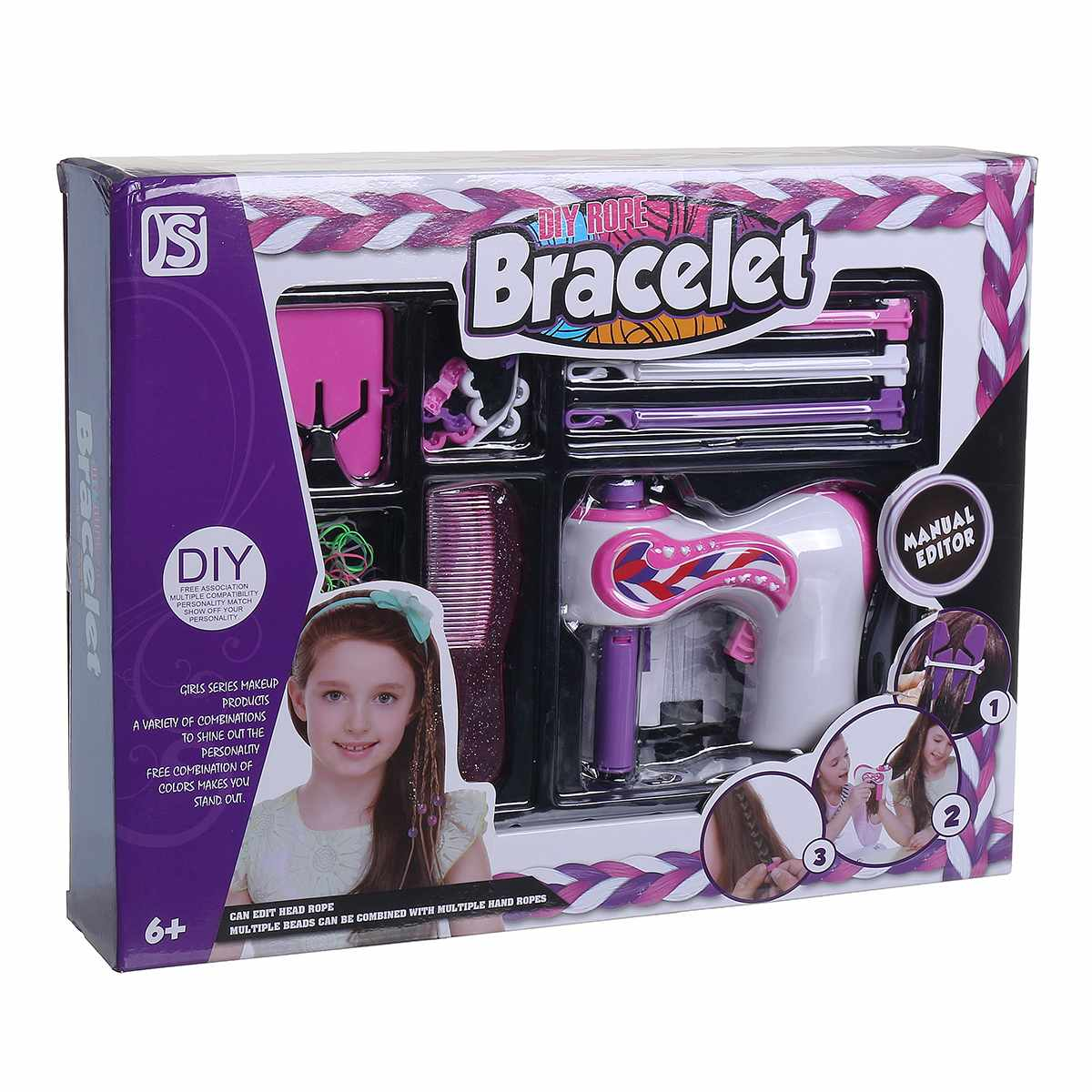 Electric Automatic Hair Braider - shopthara.com