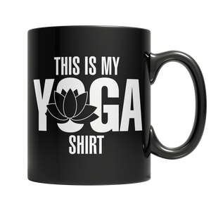 This Is My Yoga Shirt