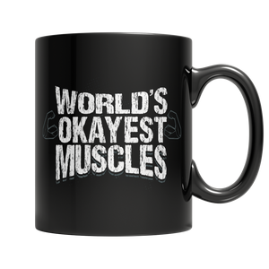 Worlds Okayest Muscles