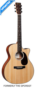 Martin GPC-11E Road Series Acoustic Guitar with Soft Case