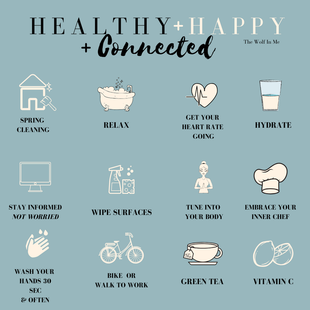 Soul Food - Healthy Happy & Connected