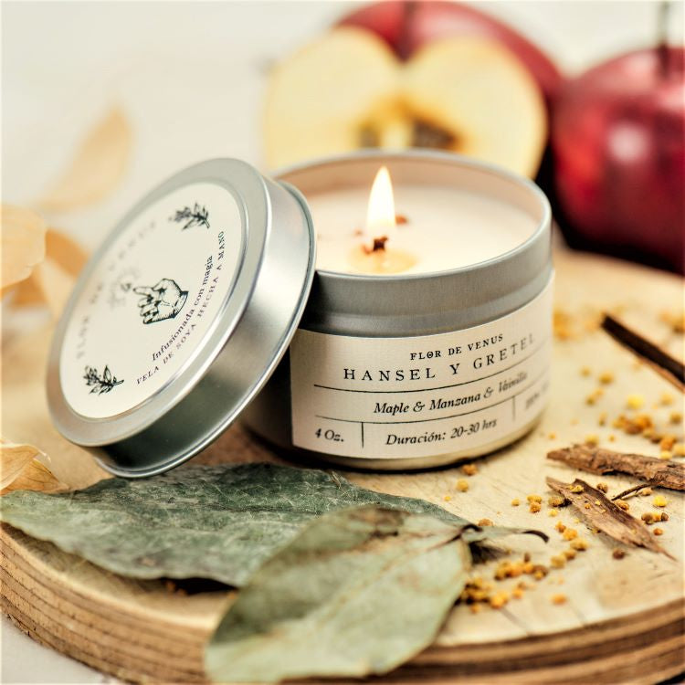 4oz | Soy Candle | Hansel Y Gretel - The Wolf In Me