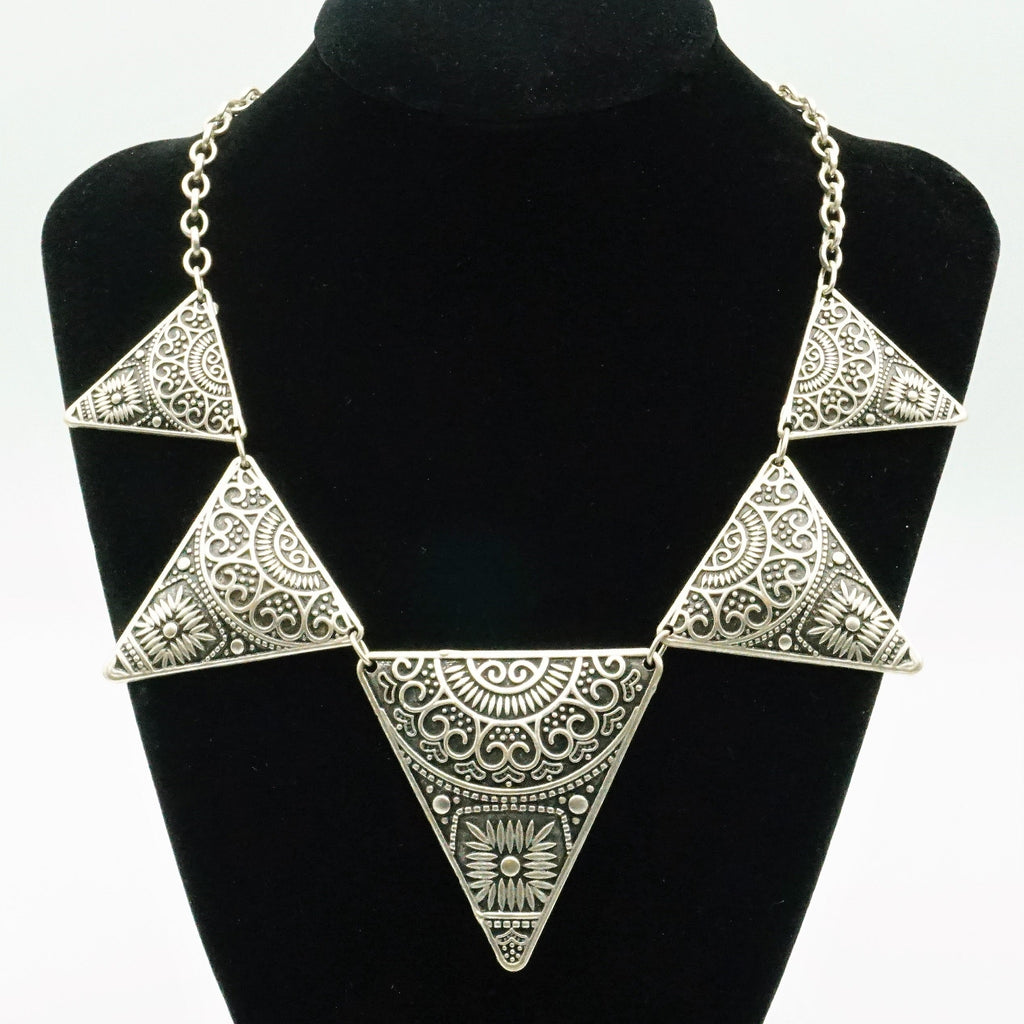 The Maat Boho Necklace - The Wolf In Me
