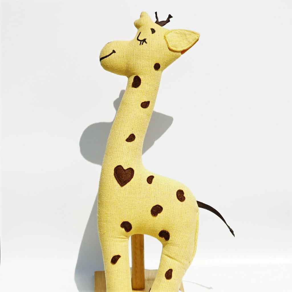 Handmade Toy - Giraffe - The Wolf In Me