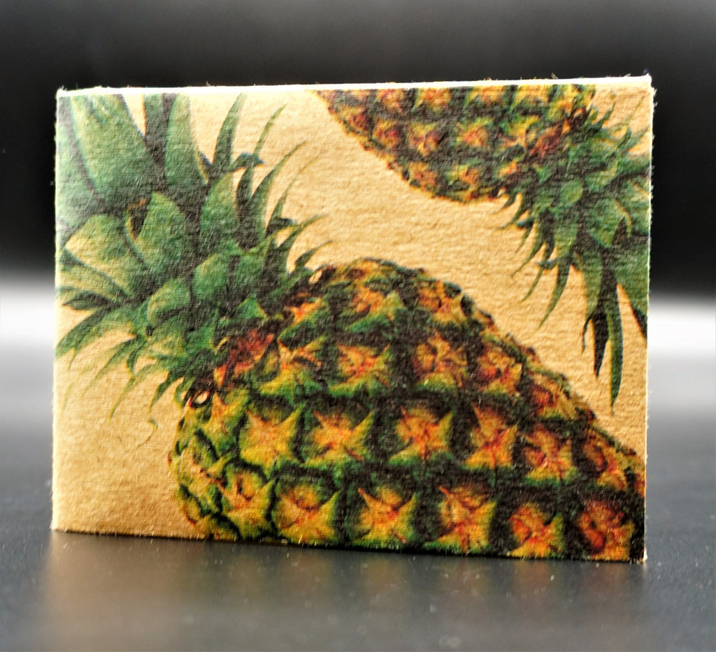Origami Wallet - Pineapples - The Wolf In Me
