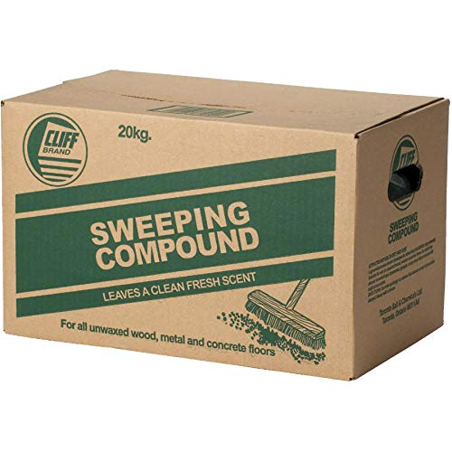 Cliff Sweeping Compound 20kg