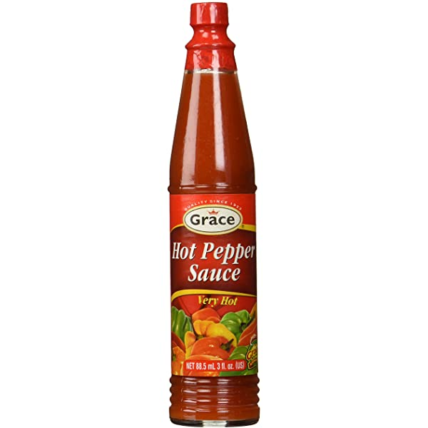 Grace - Hot Pepper Sauce 85mL