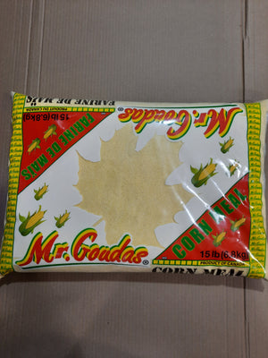 Corn Meal Mr. Goudas 15 Lbs