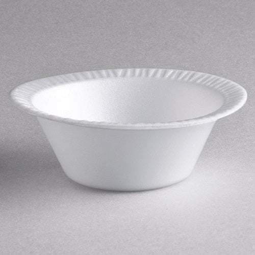 5oz Foam Bowl 125/cs