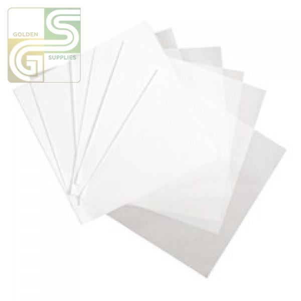 12x14 Wax Paper 1000/pk-Golden Supplies Ltd