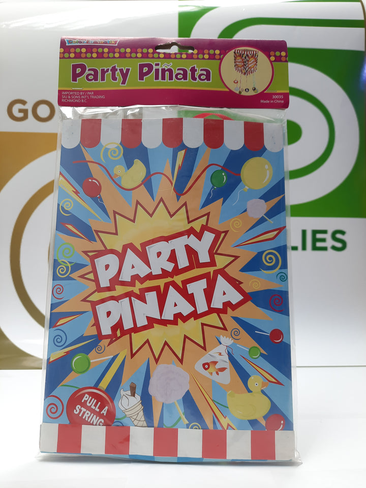 Foldable Party Pull Pinata