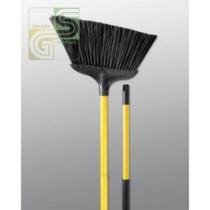 "14"" Large Ind Angle Broom-Golden Supplies Ltd"