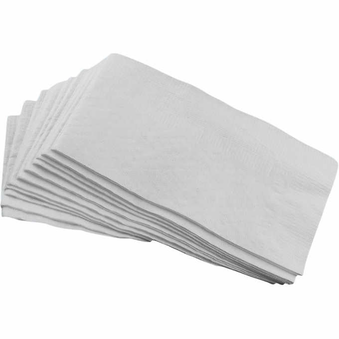 Dinner Napkins 1 Ply 250 Pcs x 1 Bundle=250 Pcs