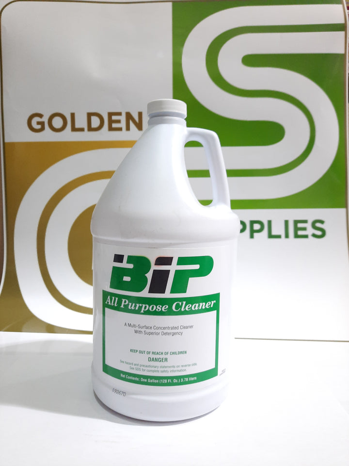 All Purpose Cleaner Bip 3.78l x 4 Jugs