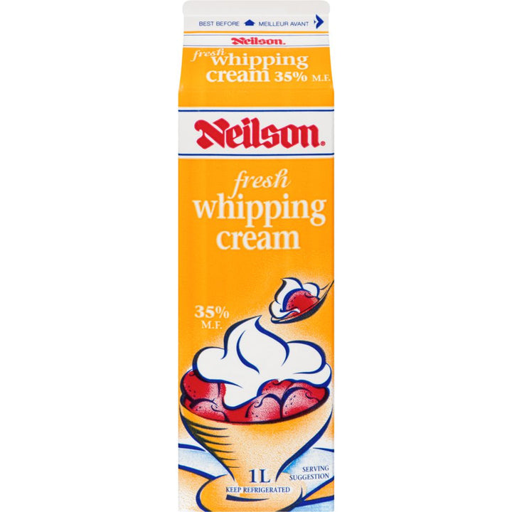 Whipping Cream 35% 1L