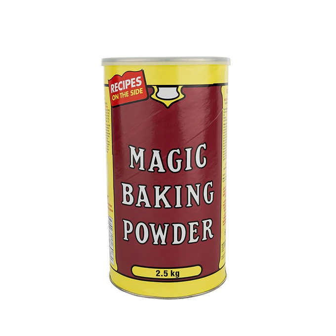 Magic Baking Powder 2.5kg
