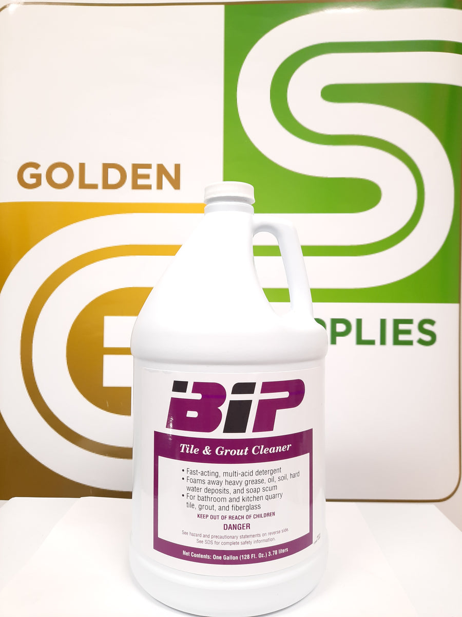 Tile & Grout Cleaning Bip 4L x 4 Jugs