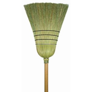 Corn Broom 4 String Inside / Outside Use