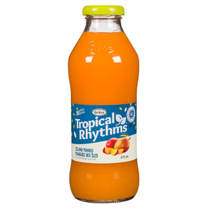 Tropical Rhythms Island Mango 12 Bottles x 473ml