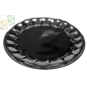 "18"" Dia. Blk Plastic SmartLock Tray 1 Pcs-Golden Supplies Ltd"