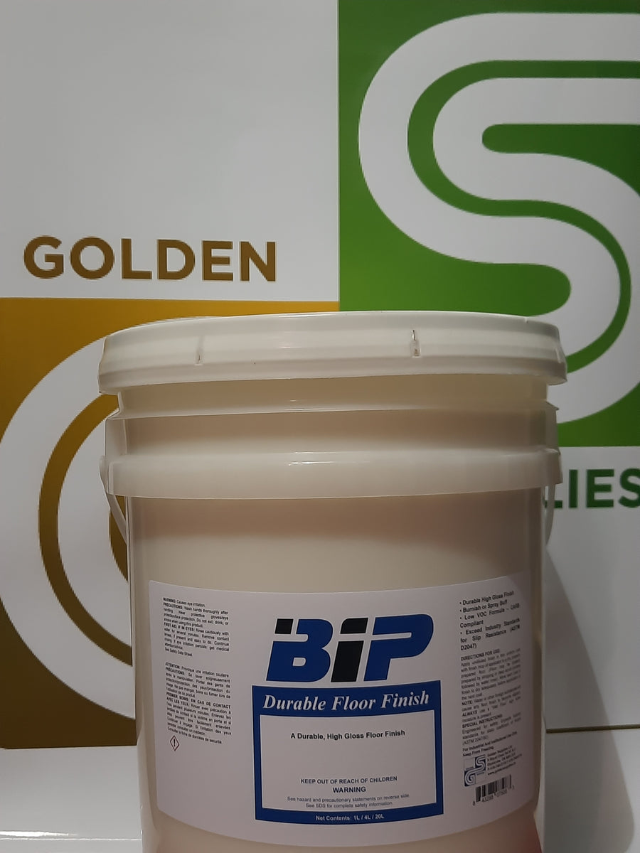 Durable Floor Finish Bip 20L x 1 Pail