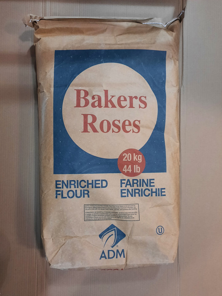 ADM Bakers Five Roses Flour 20kg
