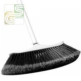 "48"" Magnetic Broom With Big Hair-Golden Supplies Ltd"