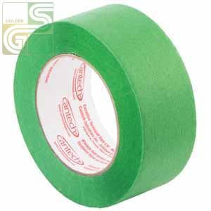 48mm x 55m Green Masking Tape-Golden Supplies Ltd