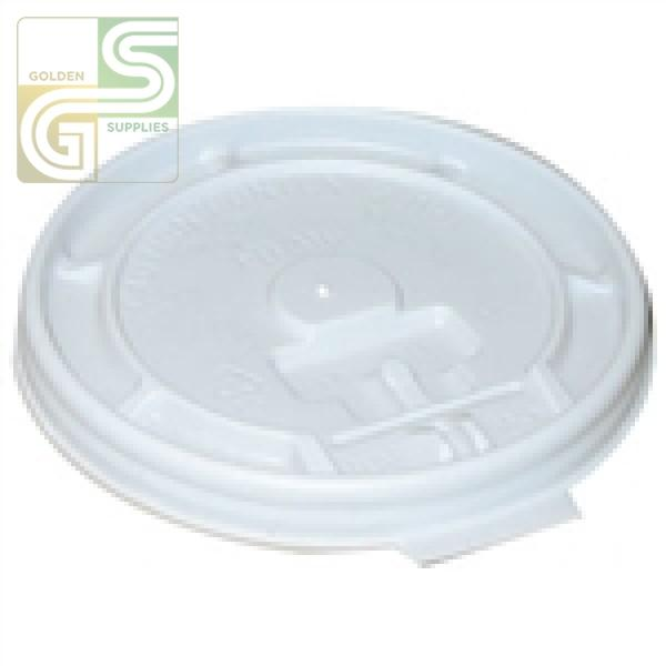 4c / 700m Plastic Cup Lid 100/sl-Golden Supplies Ltd