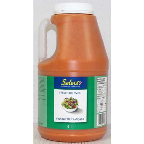 Select - French Dressing 4L x 2 Jugs