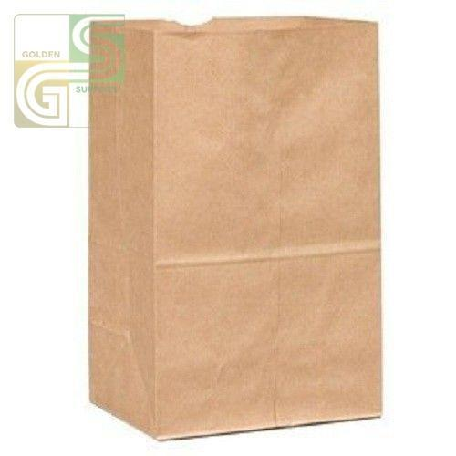 "6lb Kraft Grocery Bag (5 15/16""*3 5/8""*11"") 500/Bundle-Golden Supplies Ltd"
