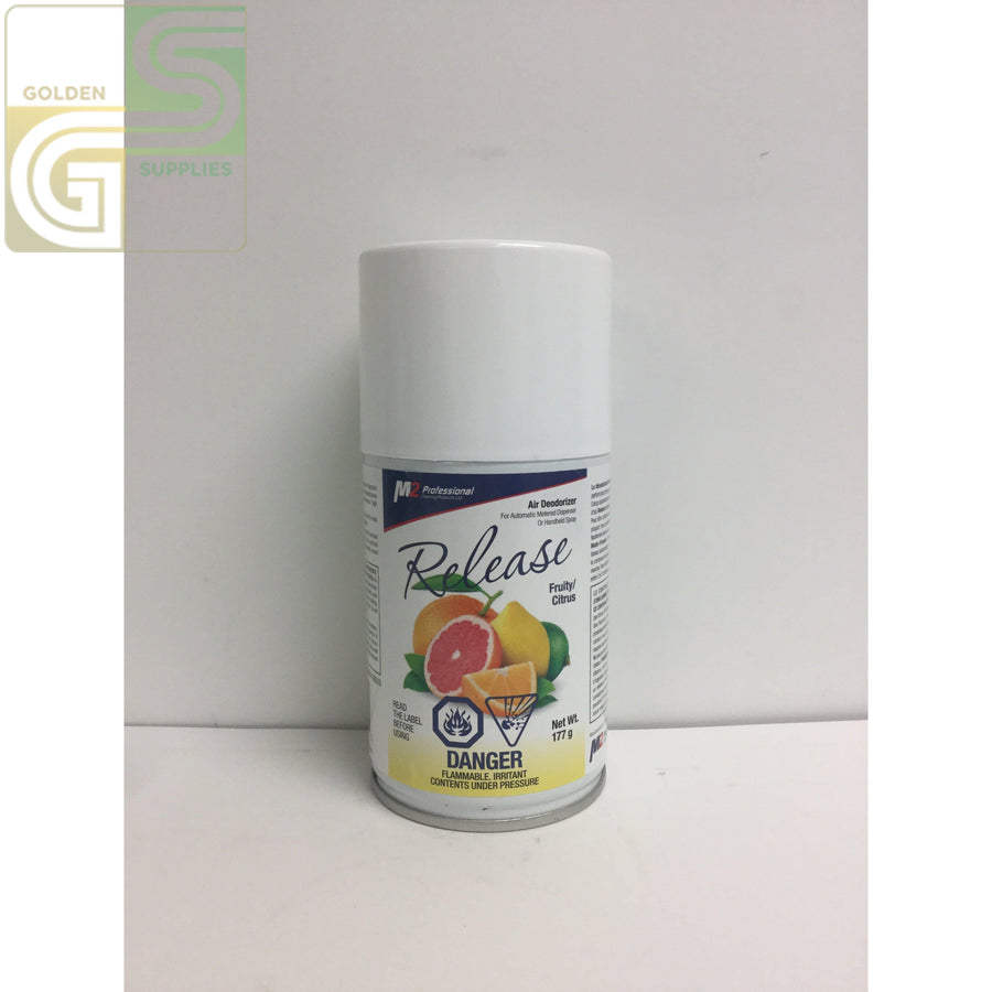 Air Fresherner Fruity Citrus-Golden Supplies Ltd