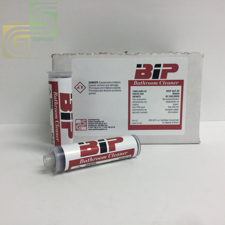 Bathroom Cleaner Bip 10ml x 1 Cap-Golden Supplies Ltd
