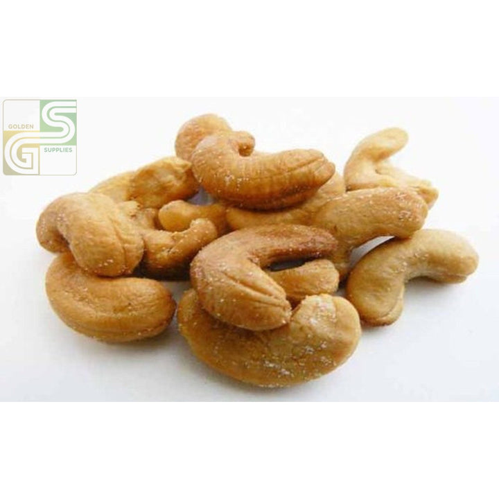 Cashew Roasted Salted 1 Lbs-Golden Supplies Ltd