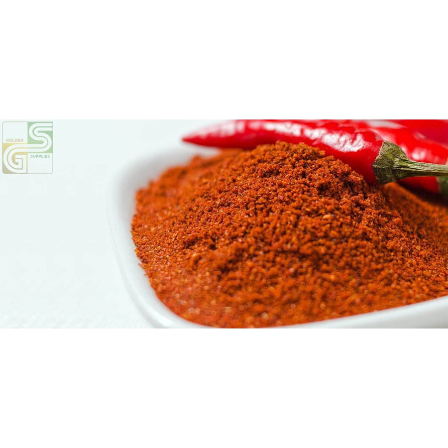 Cayenne Pepper 5 Lbs x 1 Box-Golden Supplies Ltd