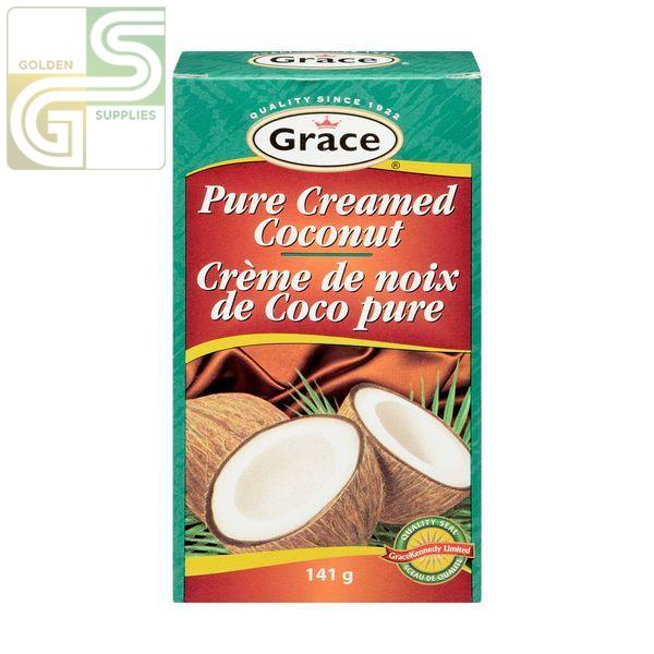 Coconut Cream 141g x 18 Boxes-Golden Supplies Ltd