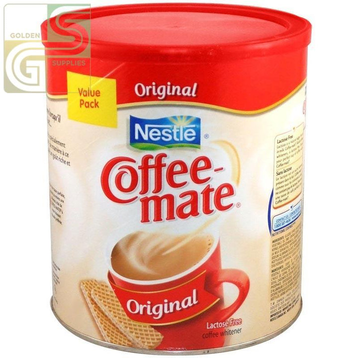 Coffee Mate Nestle 1.9kg x 1 Can-Golden Supplies Ltd