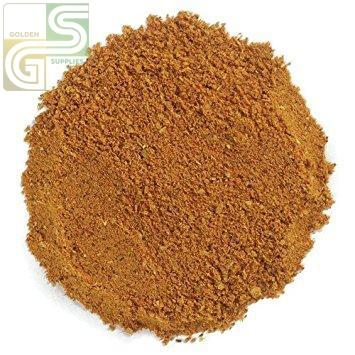 Curry Powder Hot 5 Lbs x 1 Box-Golden Supplies Ltd
