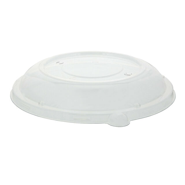 32 oz Tan Bowl Lids PrimeWare 4 x 75 Pcs