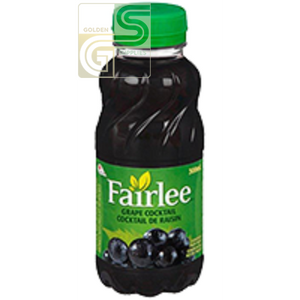 Fairlee Grape 300ml x 24 Bottles-Golden Supplies Ltd