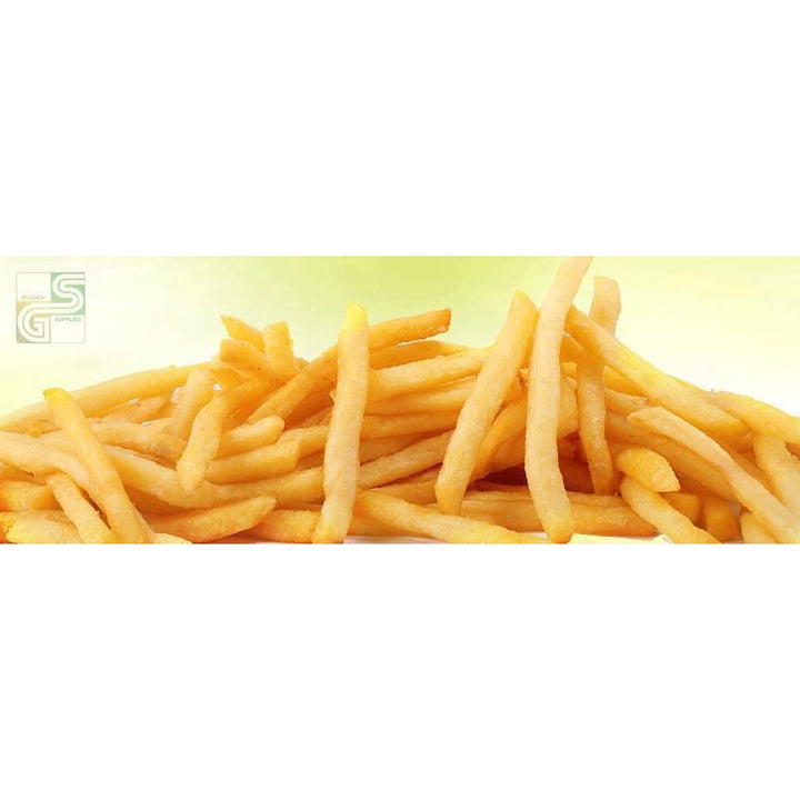 "Fries 3/8"" Cut 1 Bag-Golden Supplies Ltd"