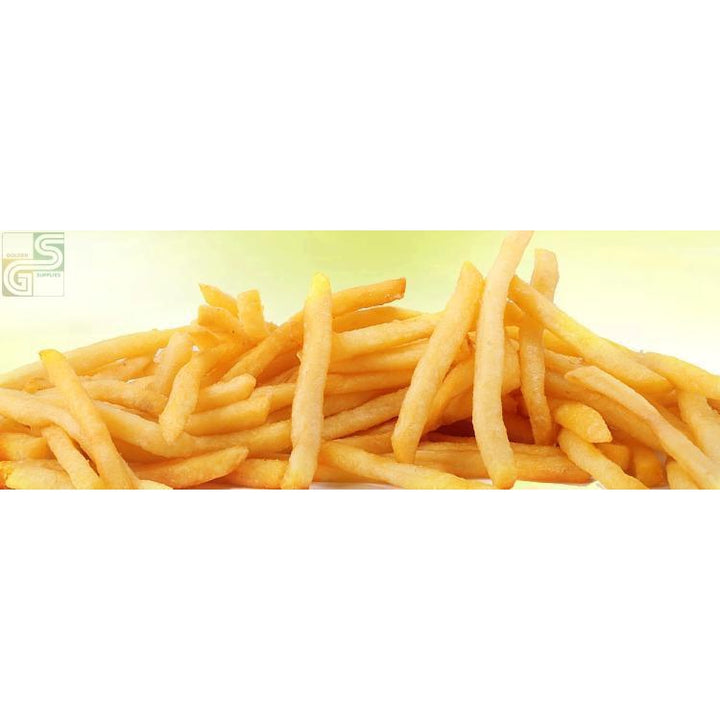 "Fries 3/8"" Cut 6 Bags-Golden Supplies Ltd"