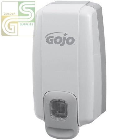 Gojo Nxt Space Saver Dispenser (1000ml) Grey-Golden Supplies Ltd