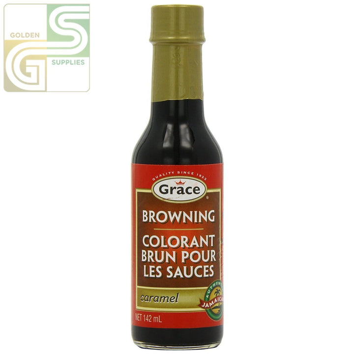 Gravy Browning Grace 142ml x 24 Bottles-Golden Supplies Ltd