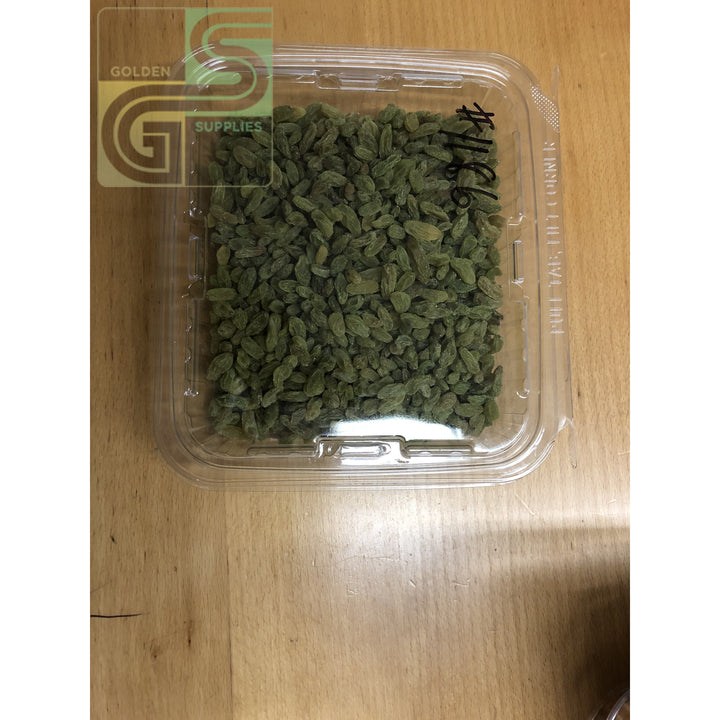 Green Raisins 1 Lbs-Golden Supplies Ltd