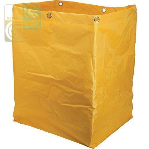 Laundry's X-Frame Cart Yellow Replacement Bag-Golden Supplies Ltd