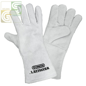 Leather 5 Fing Welders Gls 1 Pair-Golden Supplies Ltd